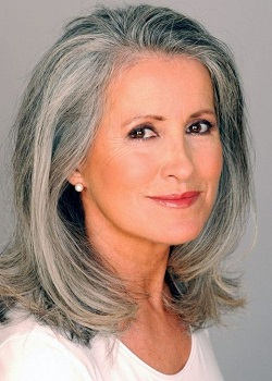 choosing a hairstyle for a woman over the age of sixty